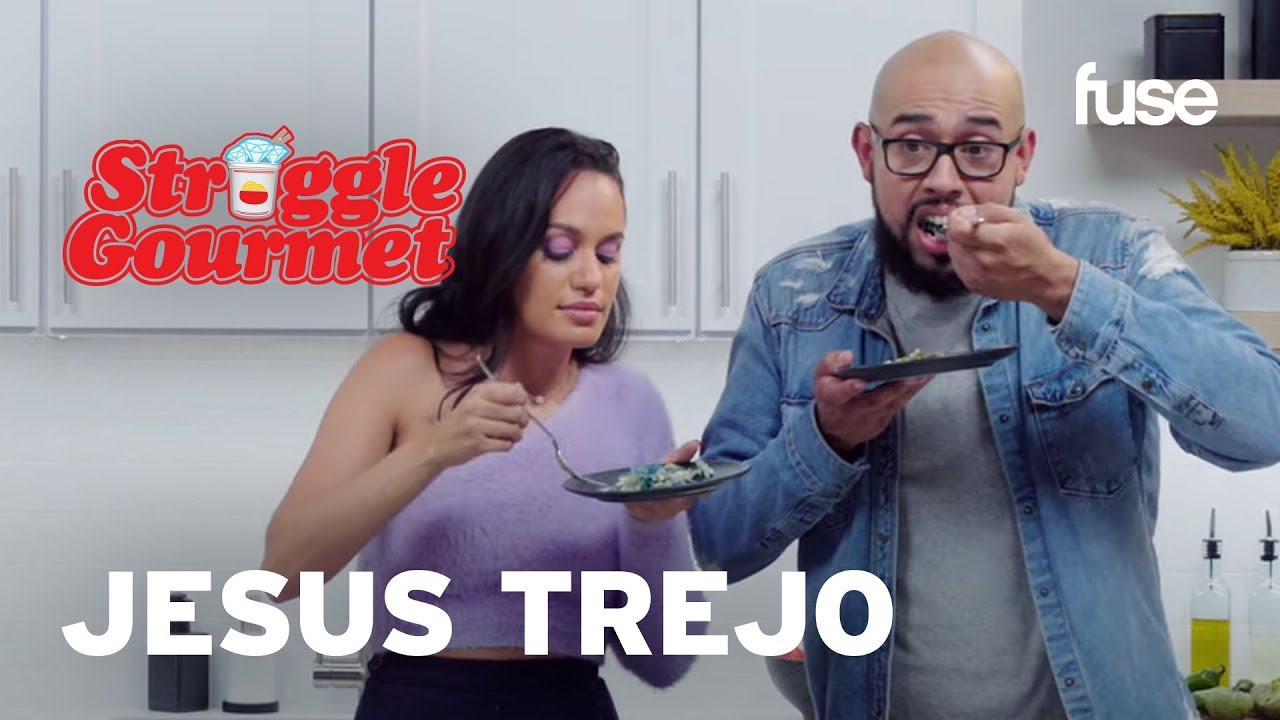 Jesus Trejo Upgrades A Traditional Mexican Dish Into $125 Enchiladas | Struggle Gourmet | Fuse