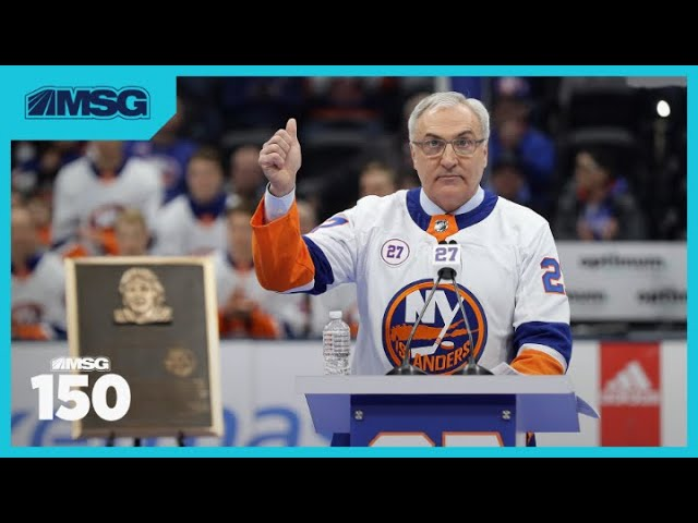 """John Tonelli on Islanders vs. Oilers """"Clash of the Dynasties"""" Game and 80's Rivalry   MSG 150"""