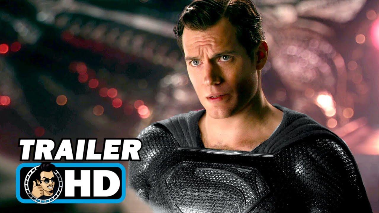 "JUSTICE LEAGUE SNYDER CUT ""Superman Reborn"" Trailer | NEW (2021)"