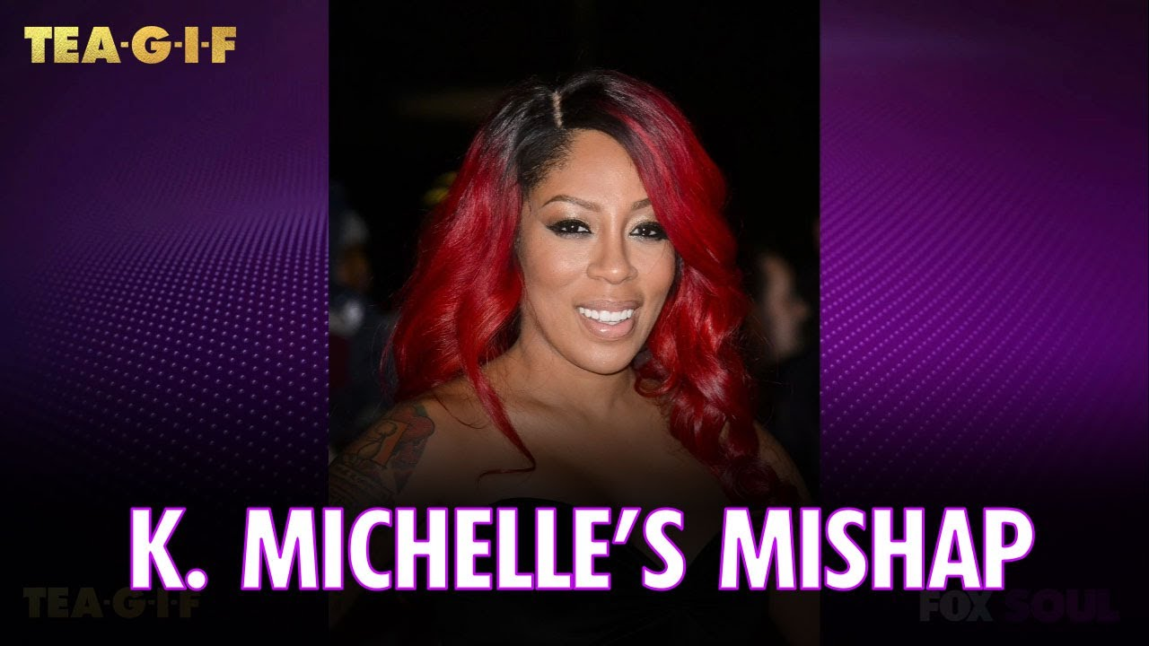 K Michelle's IG LIVE Mishap and Kevin Samuels is NOT Here for Your Self-Esteem | Tea-G-I-F
