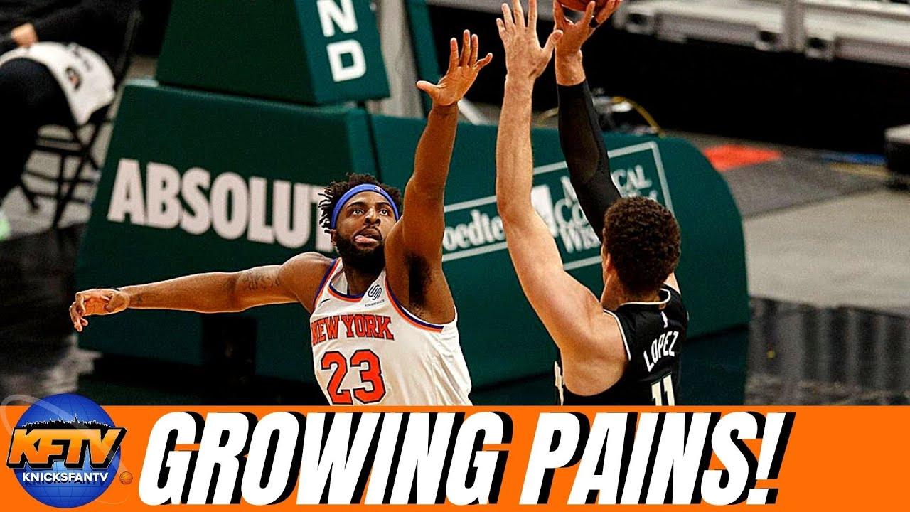 Knicks SURVIVE In Milwaukee! | Burks CLUTCH!, Mitch OUT! | Recap & Analysis