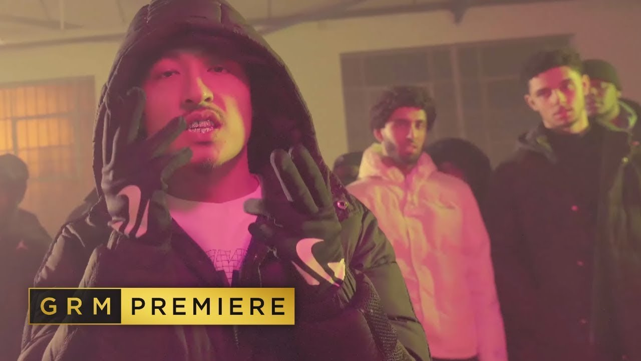 Kwengface x Koomz x Anine x Dotty - No Face No Case [Music Video] | GRM Daily