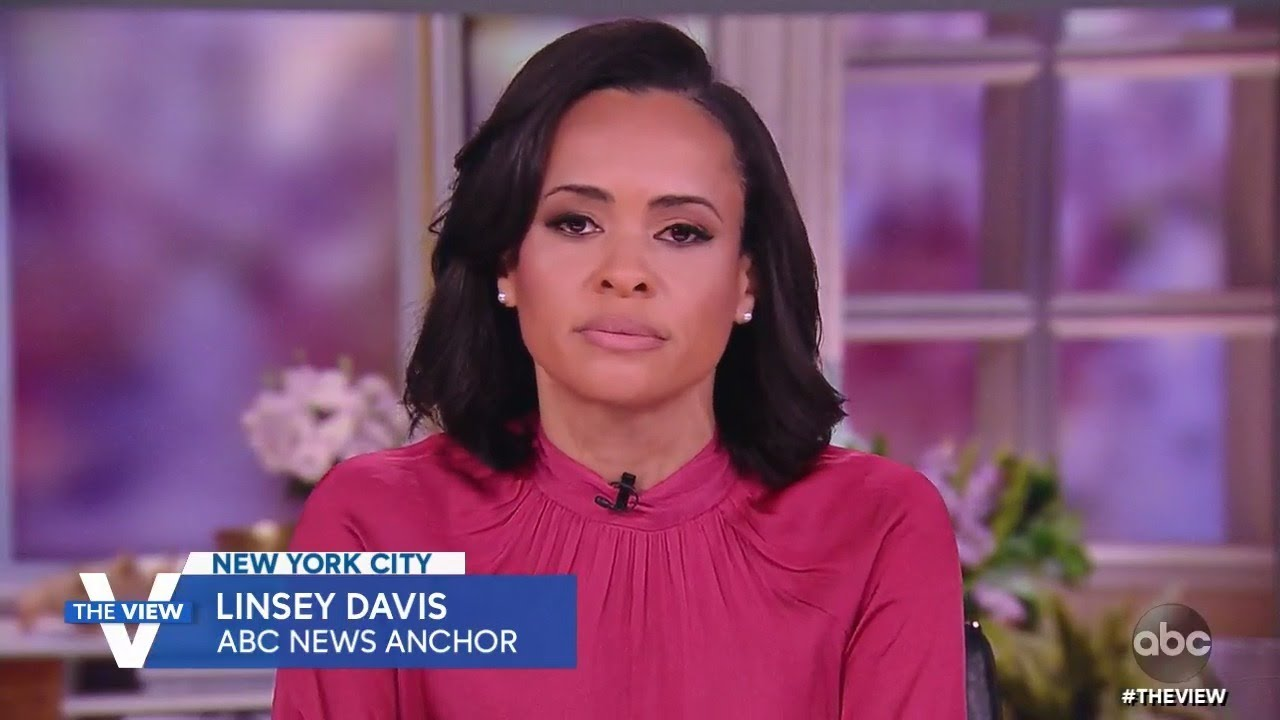 """Linsey Davis Discusses New Co-Anchor Position and Book """"Stay This Way Forever"""" 