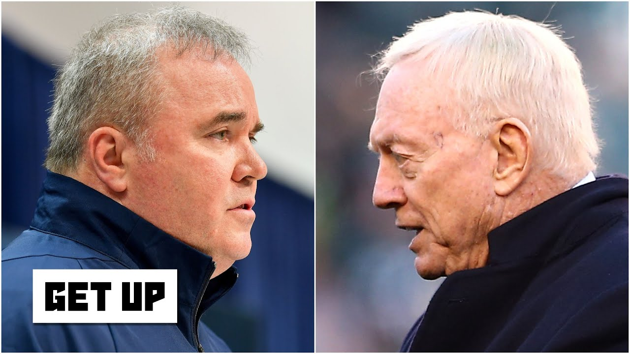 Mike McCarthy is an 'excuse maker' for deflecting blame for Dallas' struggles - Tannenbaum | Get Up