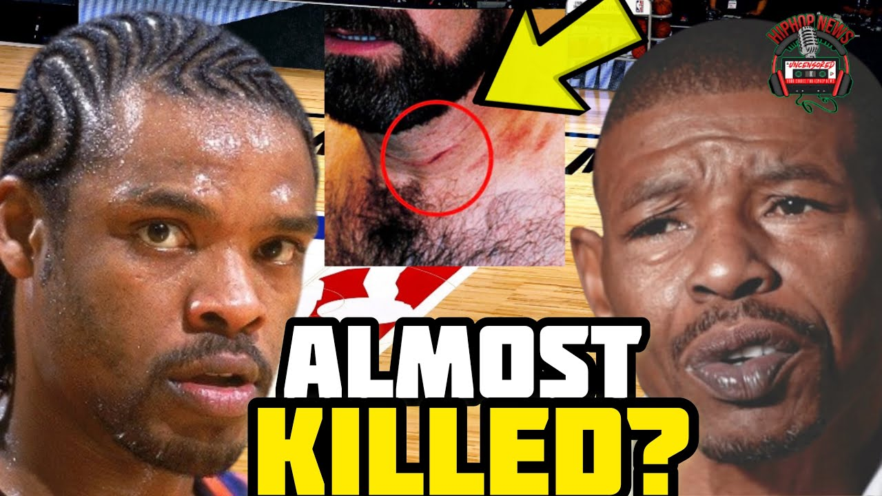 Moggsy Bogues On Witnessing Latrell Sprewell Choke Out P. J. Carlesimo!