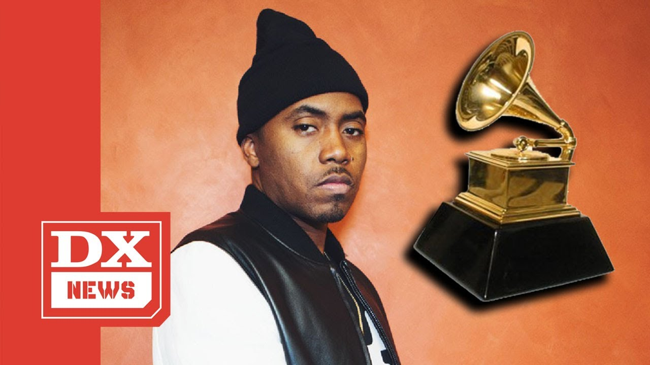"""Nas Wins Very First Grammy Of His Career For Best Rap Album With """"King's Disease"""""""