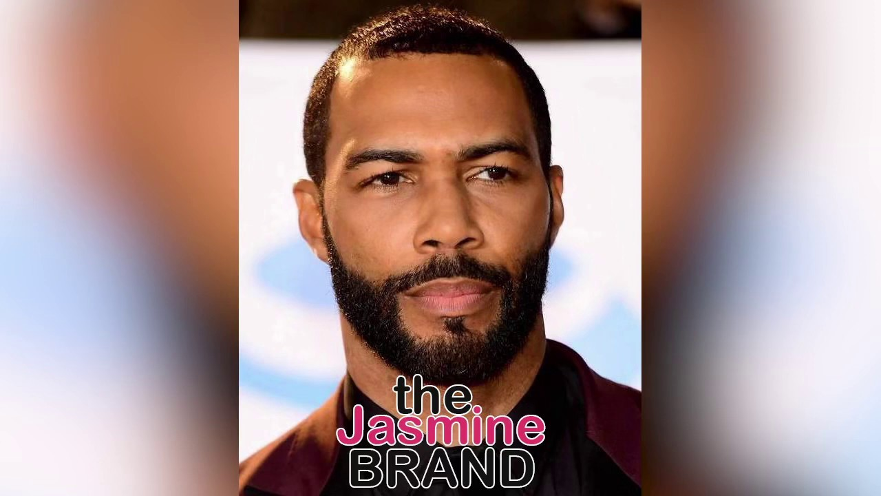 Omari Hardwick Reacts To Criticism For Choosing A White Wife