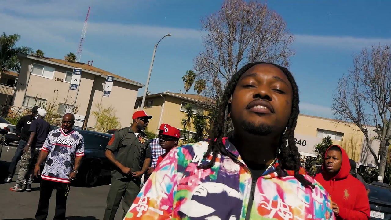 """Osbe Chill """"Got On"""" Feat SWANK (Official Music Video)"""