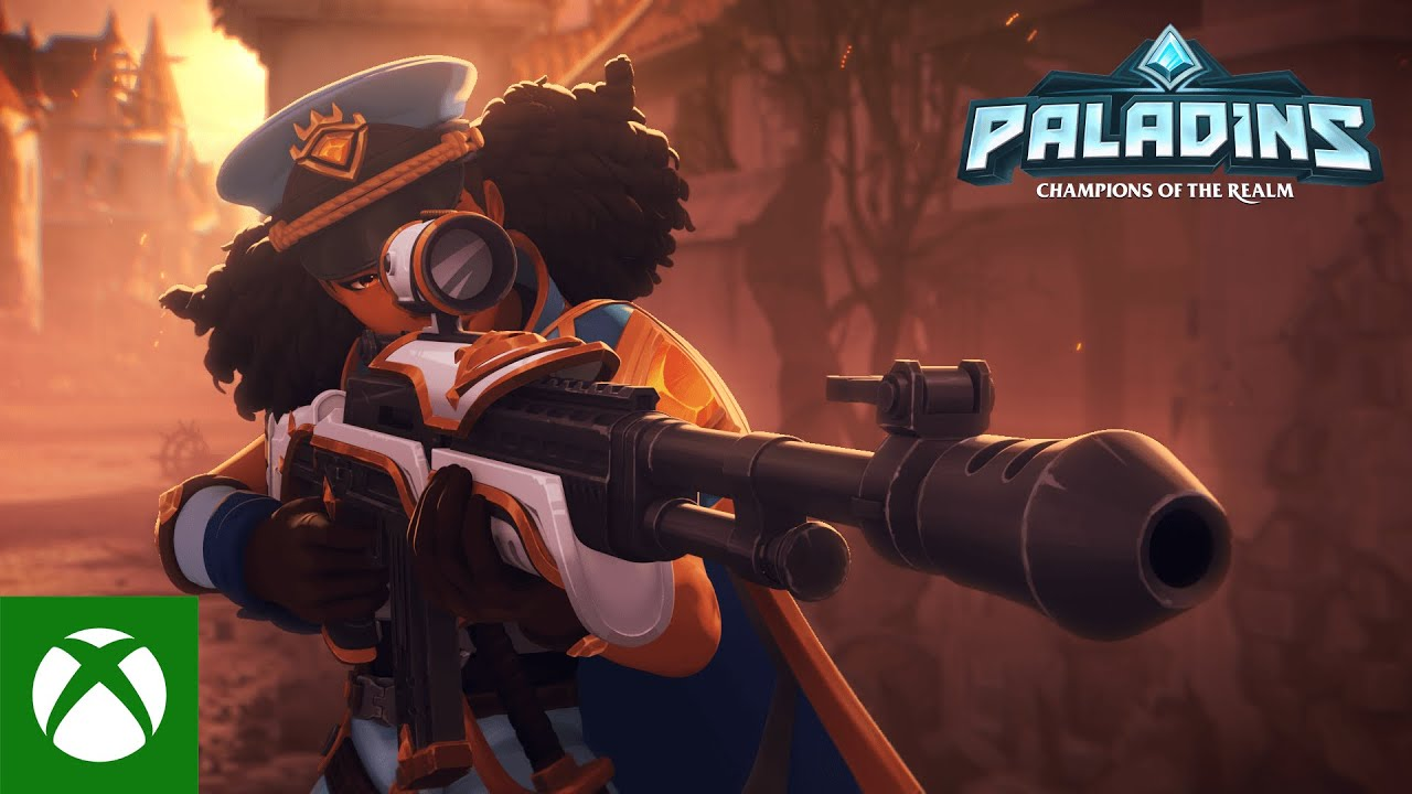 Paladins - Octavia Reveal Trailer
