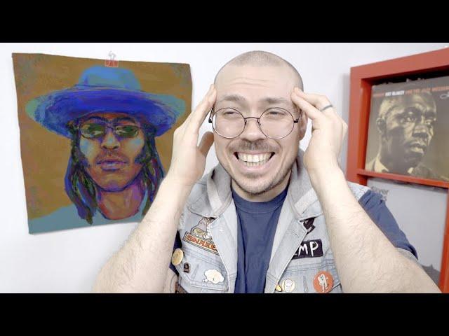 R.A.P. Ferreira - bob's son ALBUM REVIEW