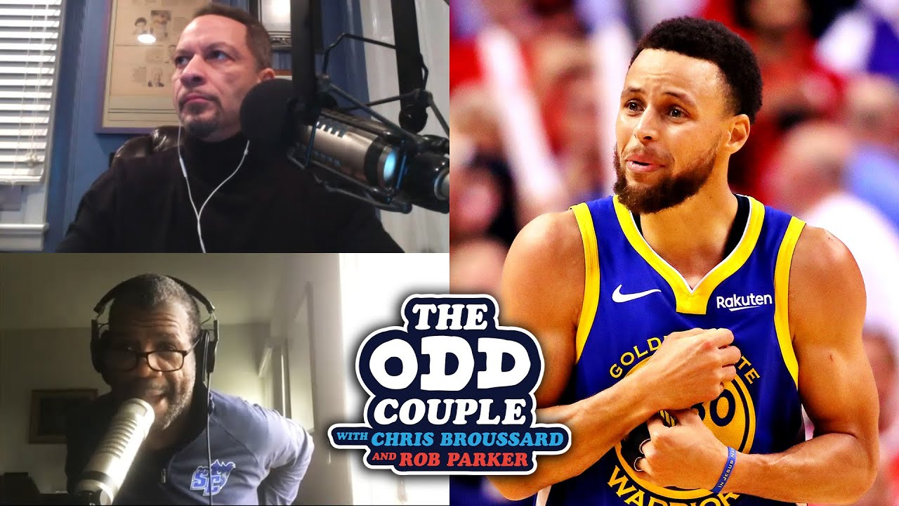 Rob Parker - Steph Curry's Ridiculous Threes Have Permanently RUINED the NBA