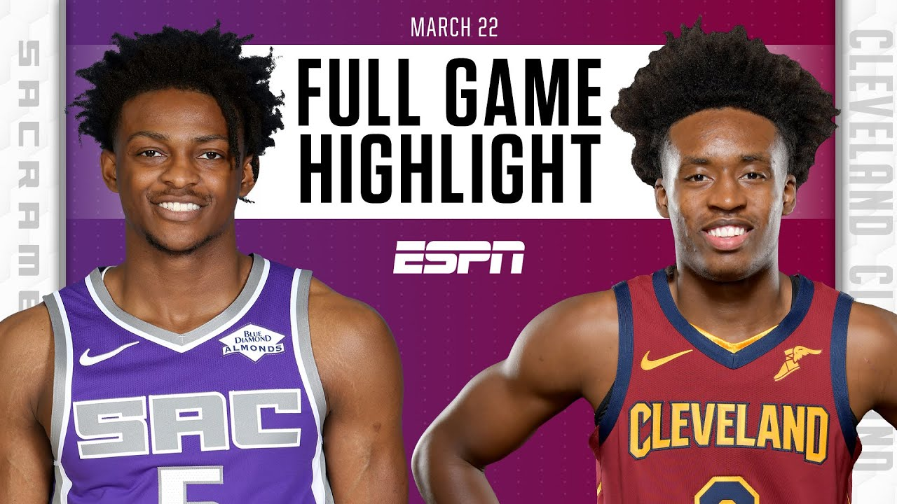 Sacramento Kings vs. Cleveland Cavaliers [FULL GAME HIGHLIGHTS] | NBA on ESPN
