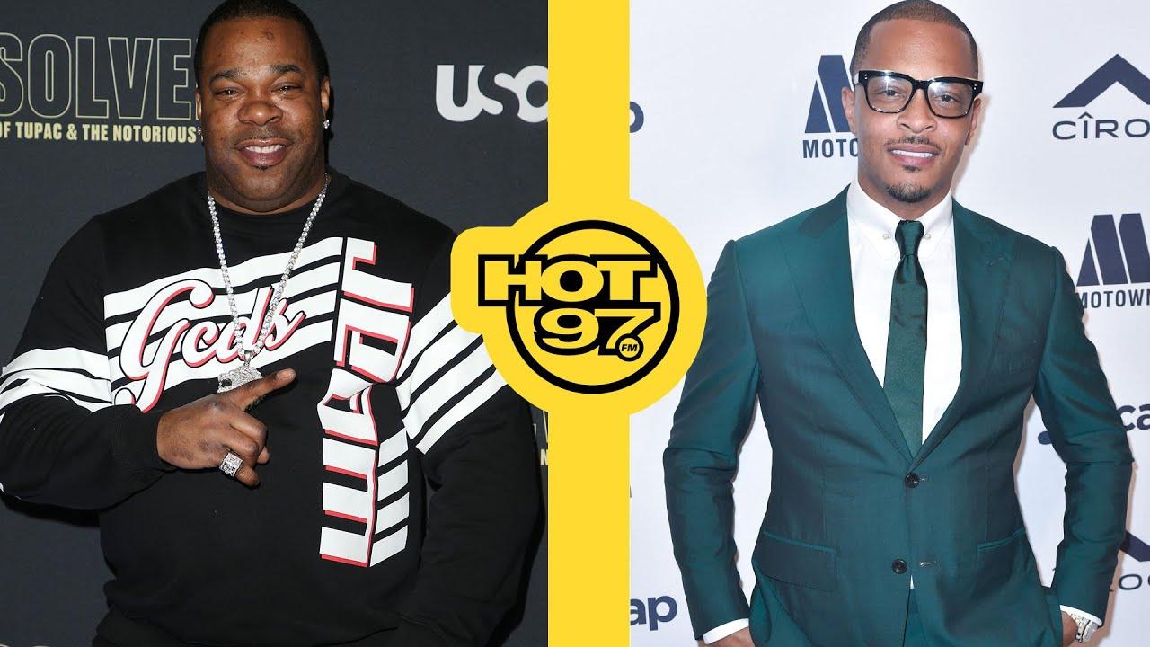 T.I. Denies Busta Rhymes Challenge; Jeezy Verzuz Next?