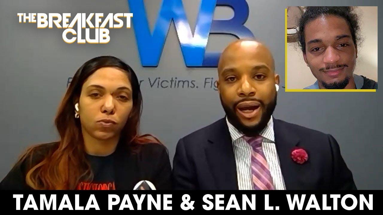 Tamala Payne & Attorney Sean L. Walton Discuss New Evidence Surrounding Casey Goodson's Shooting