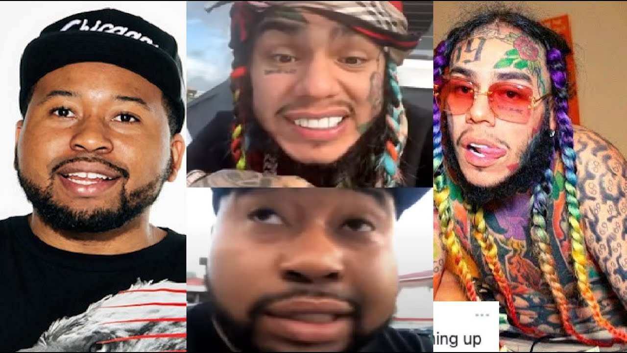 Tekashi 69 🤡 And DJ Akademiks 💩 on Rappers on IG Live Ft. Meek Mill, 600Breezy, Lil Durk, Lil Reese