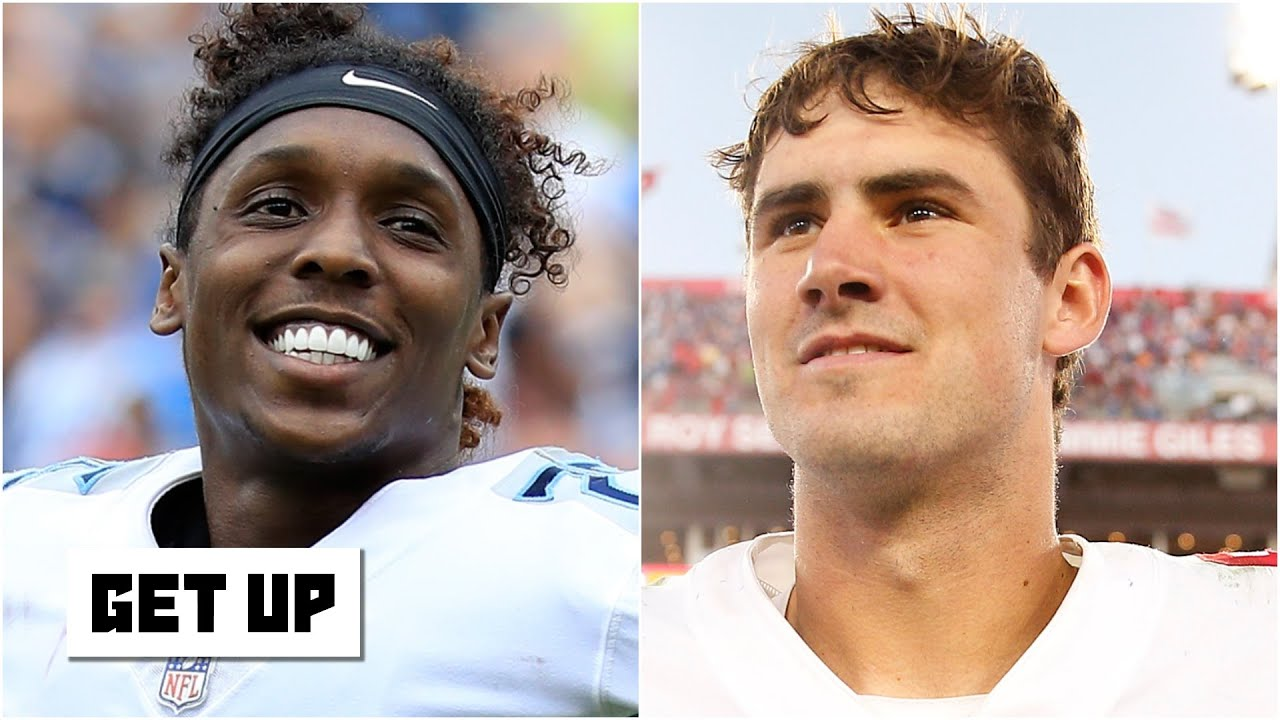 The Giants spend big on CB Adoree' Jackson. How much pressure is on Daniel Jones now? | Get Up