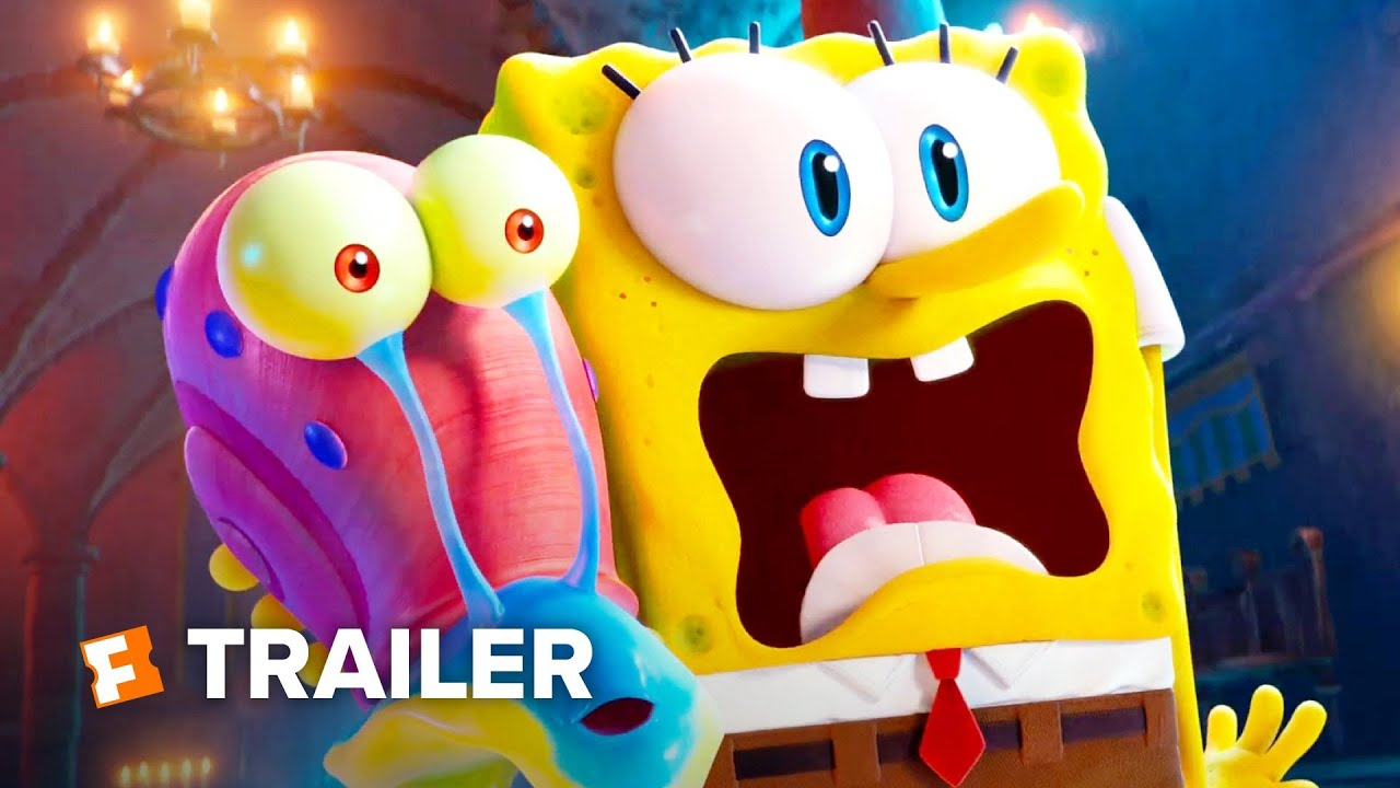 The SpongeBob Movie: Sponge on the Run Trailer #2 (2021) | Movieclips Trailers