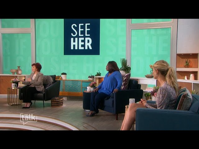 The Talk - The Talk's SeeHer Story Of The Day