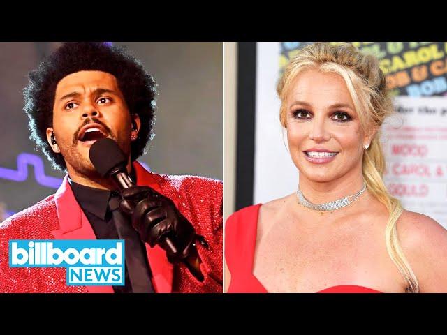 The Weeknd's EPIC Halftime Show, Britney Spears Doc Goes Viral, Best Super Bowl Ads | Billboard News