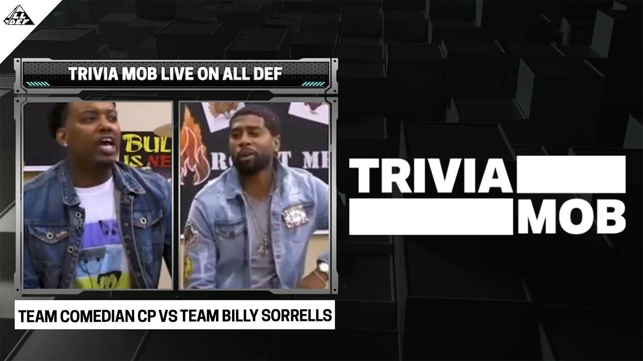 TriviaMob | ComedianCP vs Billy Sorrells | All Def