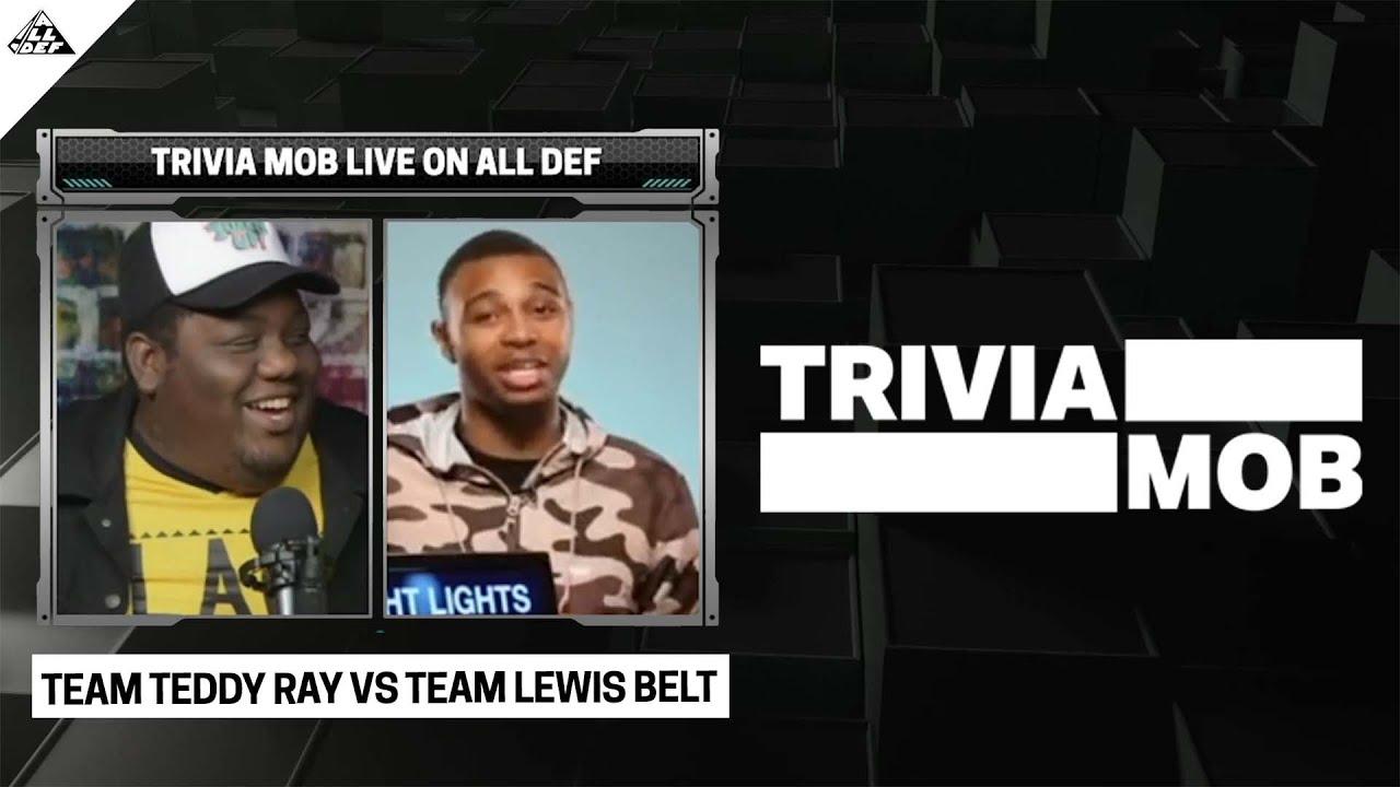 TriviaMob | Teddy Ray vs Lewis Belt | All Def