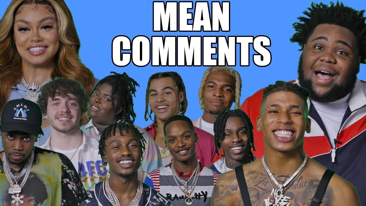 2020 XXL Freshmen Read Mean Comments