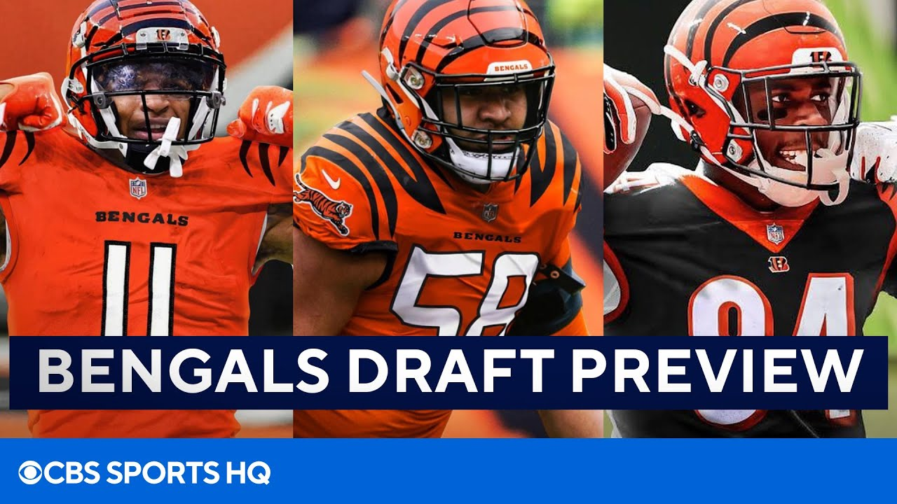 2021 NFL Draft: Bengals Preview [Free Agency Recap, Team Needs] | CBS Sports HQ