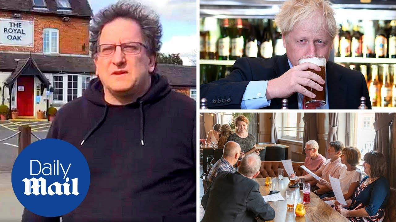 Ale campaign chair: Covid jab passports for drinkers a 'nightmare' for UK pubs and restaurants