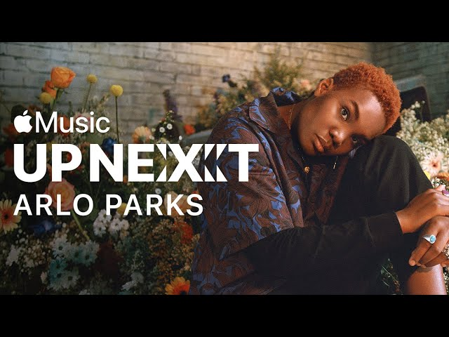Arlo Parks: Up Next Interview   Apple Music