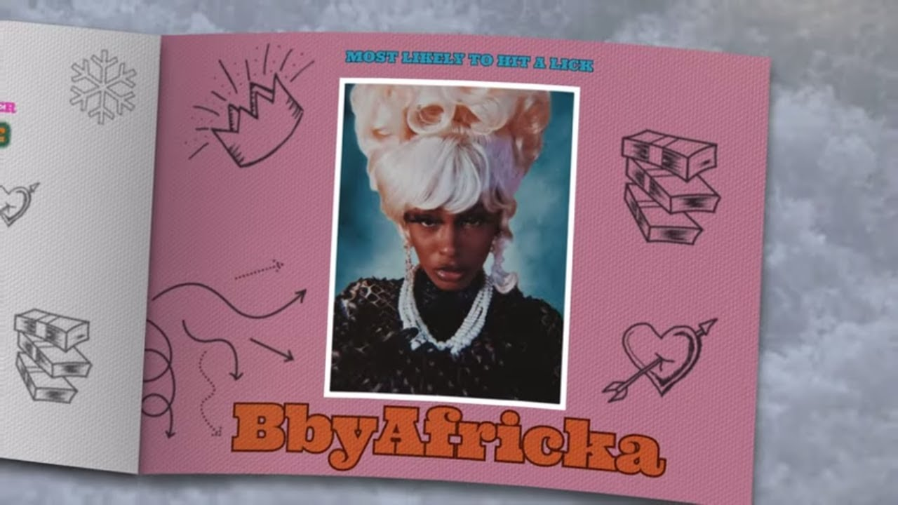 BBYAFRICKA - Baby Momma Coochie (ft. Saweetie) [Official Audio]