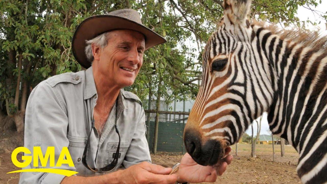 Beloved Columbus Zoo director Jack Hanna's dementia diagnosis l GMA
