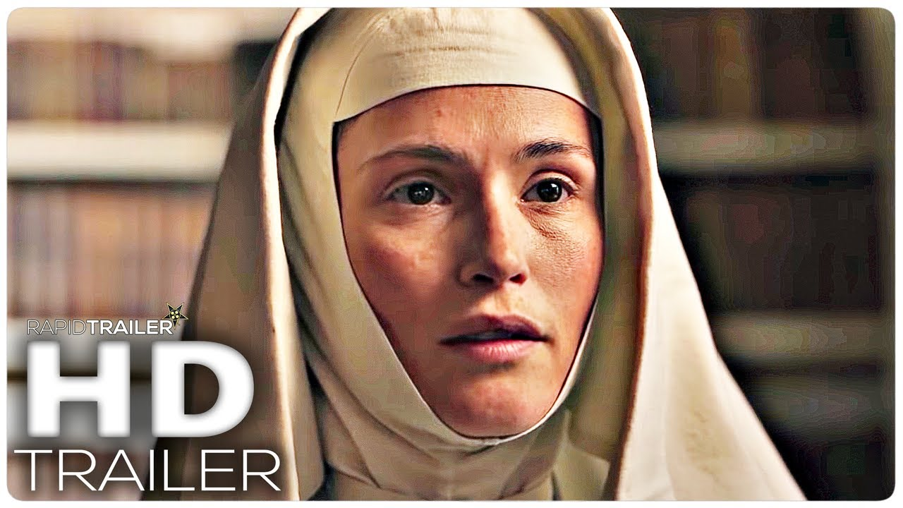 BLACK NARCISSUS Official Trailer (2020) Gemma Arterton, Drama Series HD
