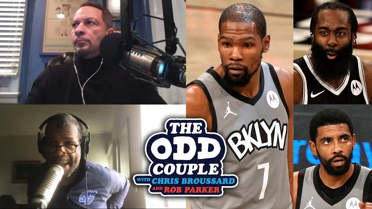 Chris Broussard & Rob Parker - Who is the Most Important Player on the Brooklyn Nets? (Long-Term)