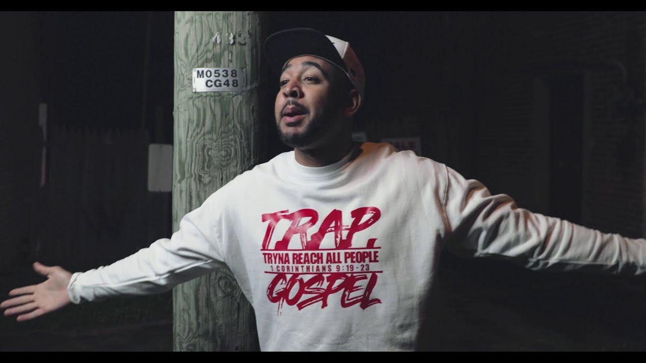Christian Rap | Rev KJ Blane - This Time music video