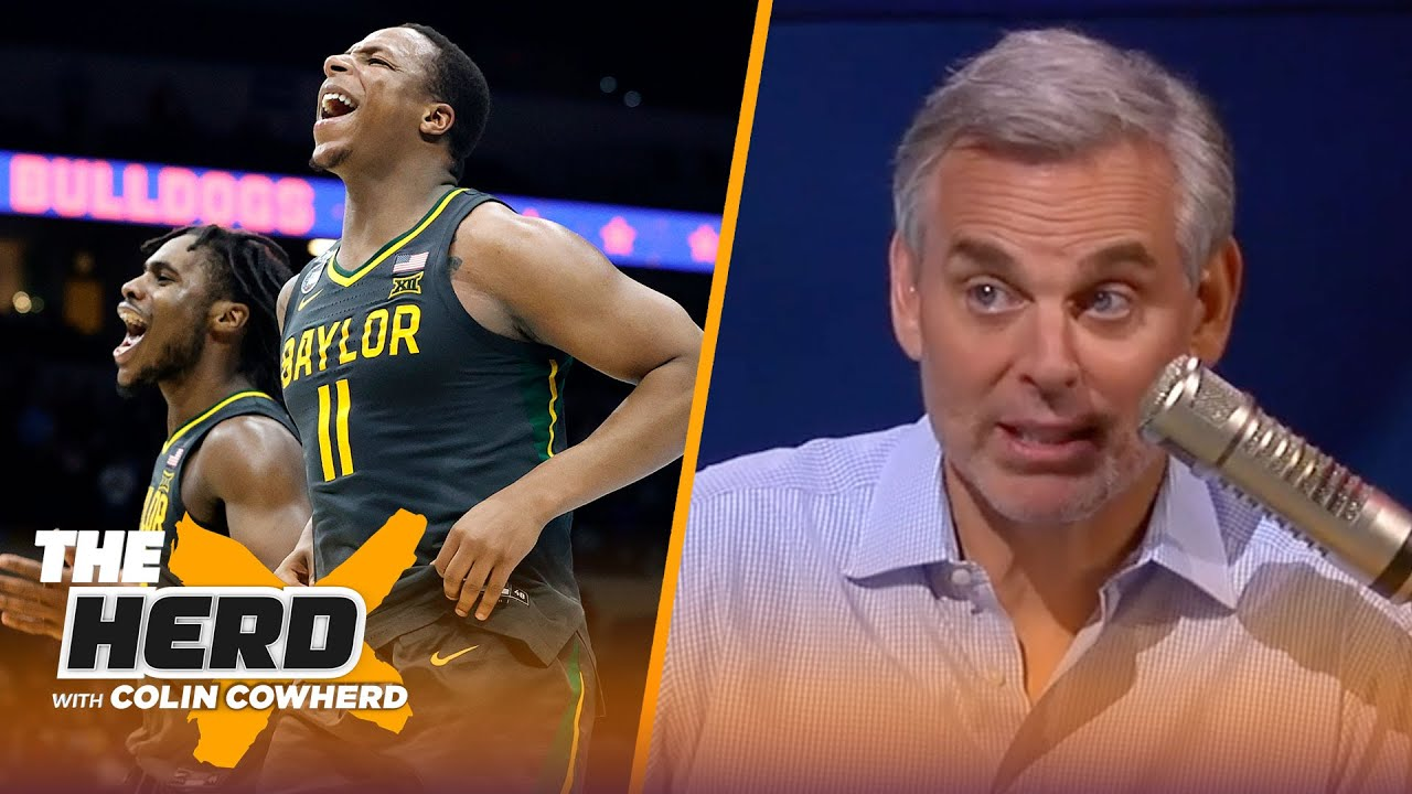 Colin Cowherd lists the most surprising Finals outcomes in sports history | THE HERD