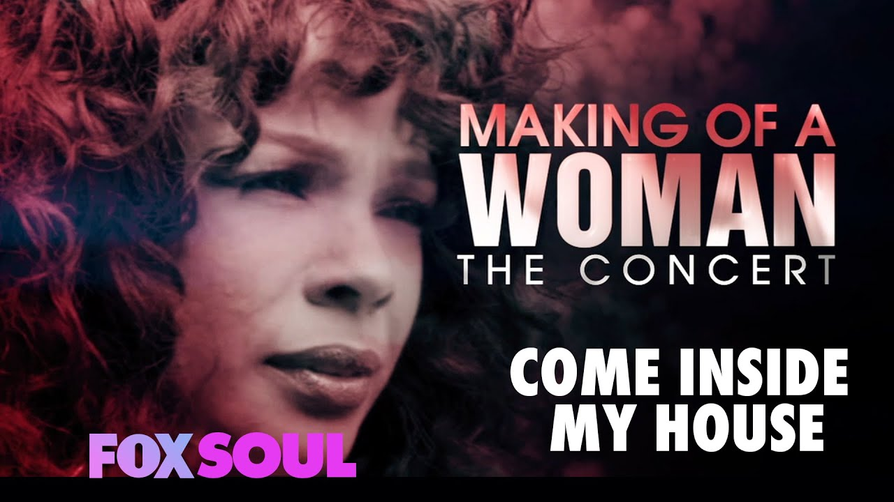 Come Inside My House | Syleena Johnson's Making Of A Woman THE CONCERT | Fox Soul Specials