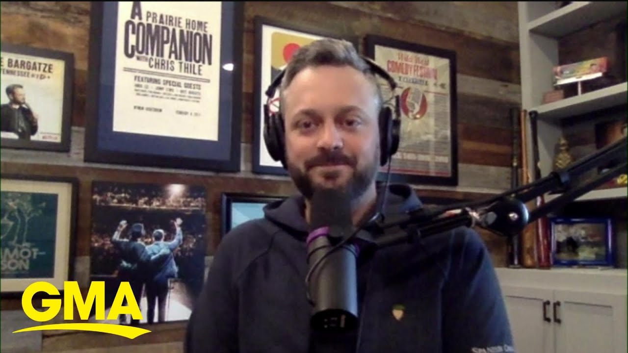 Comedian Nate Bargatze wouldn't do Zoom comedy shows