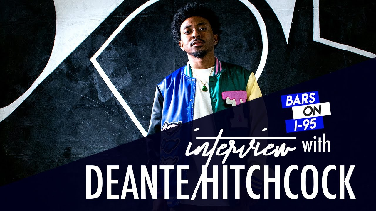 Deante Hitchcock connects with the fans in a special Interview (Premiere)