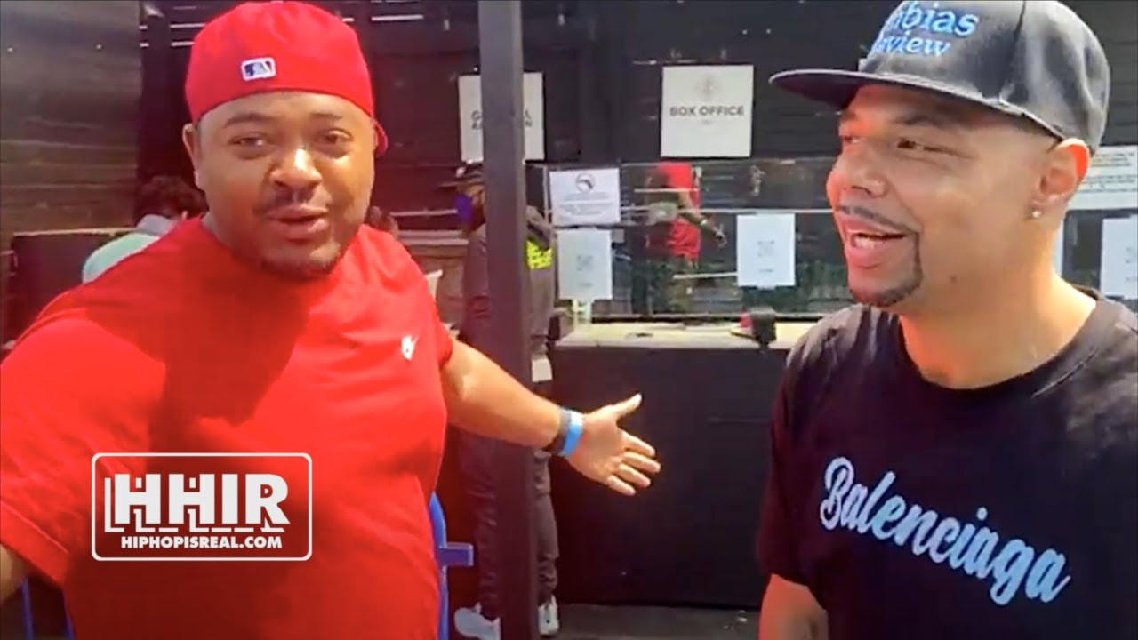 FANS SPEAK OUT ON CASSIDY VS HITMAN HOLLA AT MAXOUT - LIVE FEED