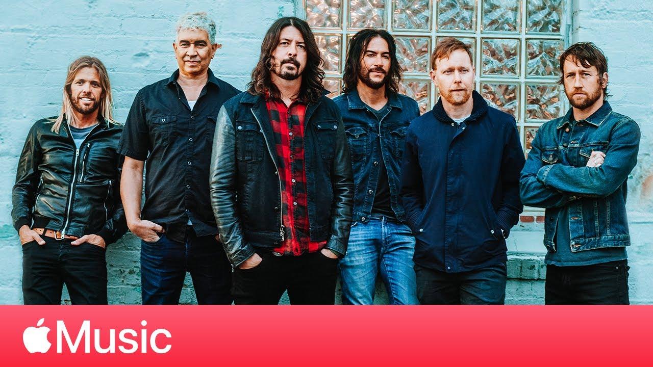 Foo Fighters: 'Medicine at Midnight' Interview   Apple Music