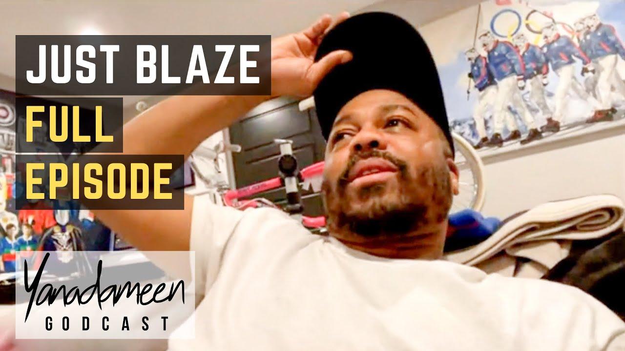 Godcast Episode 158: Just Blaze