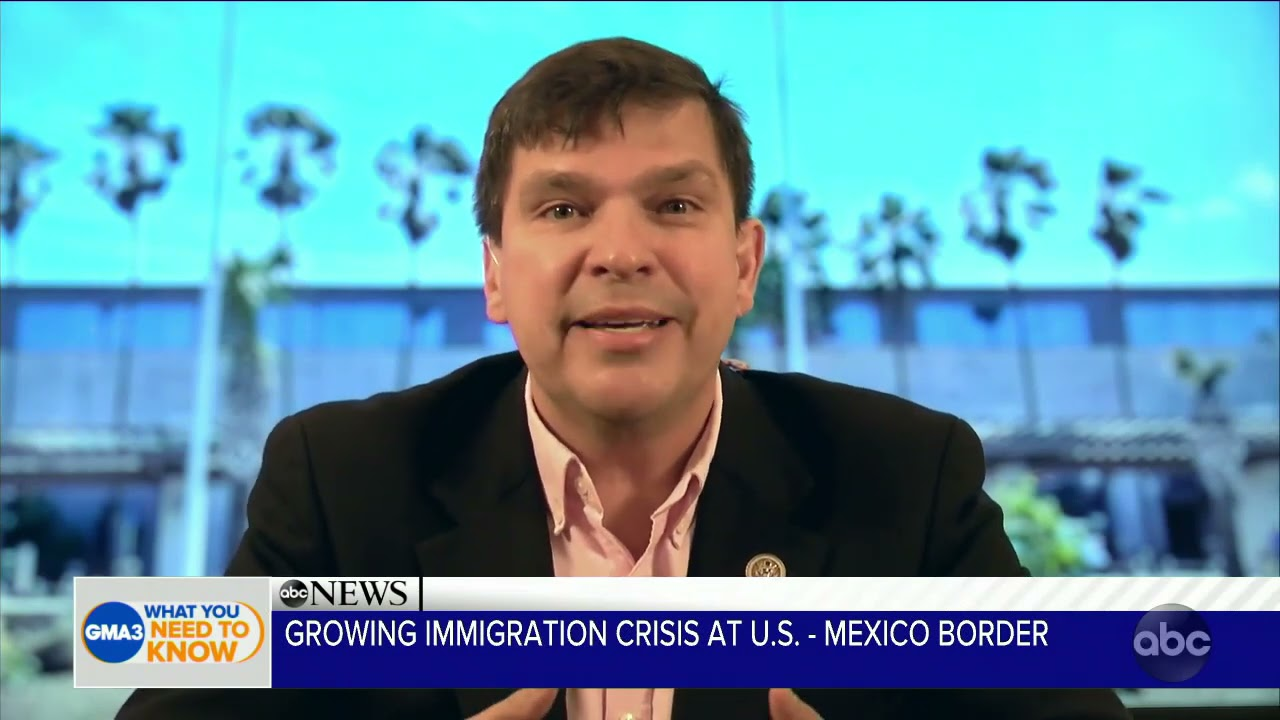 Growing immigration crisis at the US-Mexico border