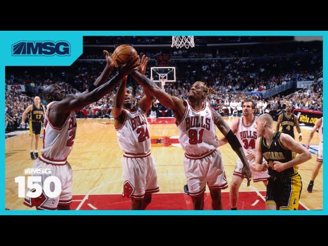 "How Does Scott Burrell Feel About Michael Jordan Since Watching ""The Last Dance?"" 