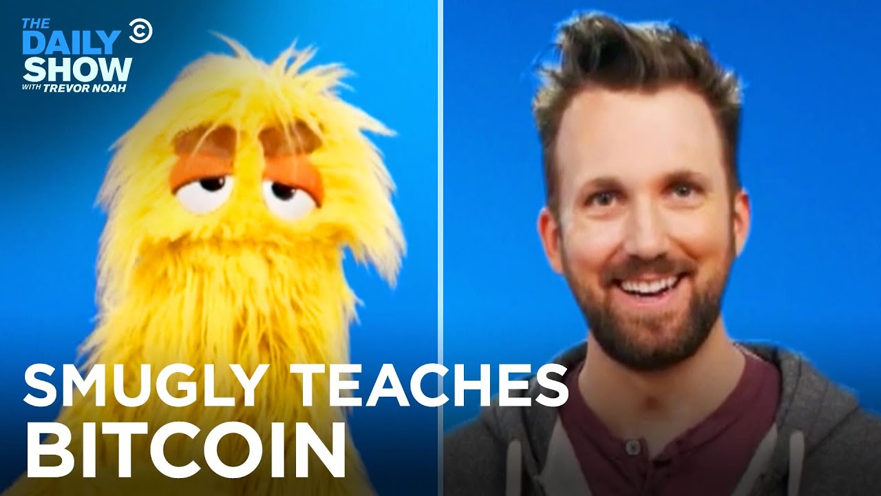 Jordan Klepper and Smugly's Crypto Crash Course | The Daily Show