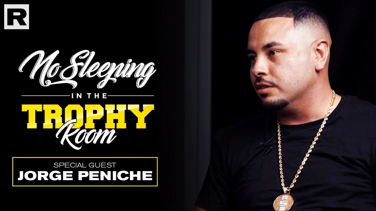Jorge Peniche On Working With Nipsey Hussle, His Journey & More | No Sleeping In The Trophy Room