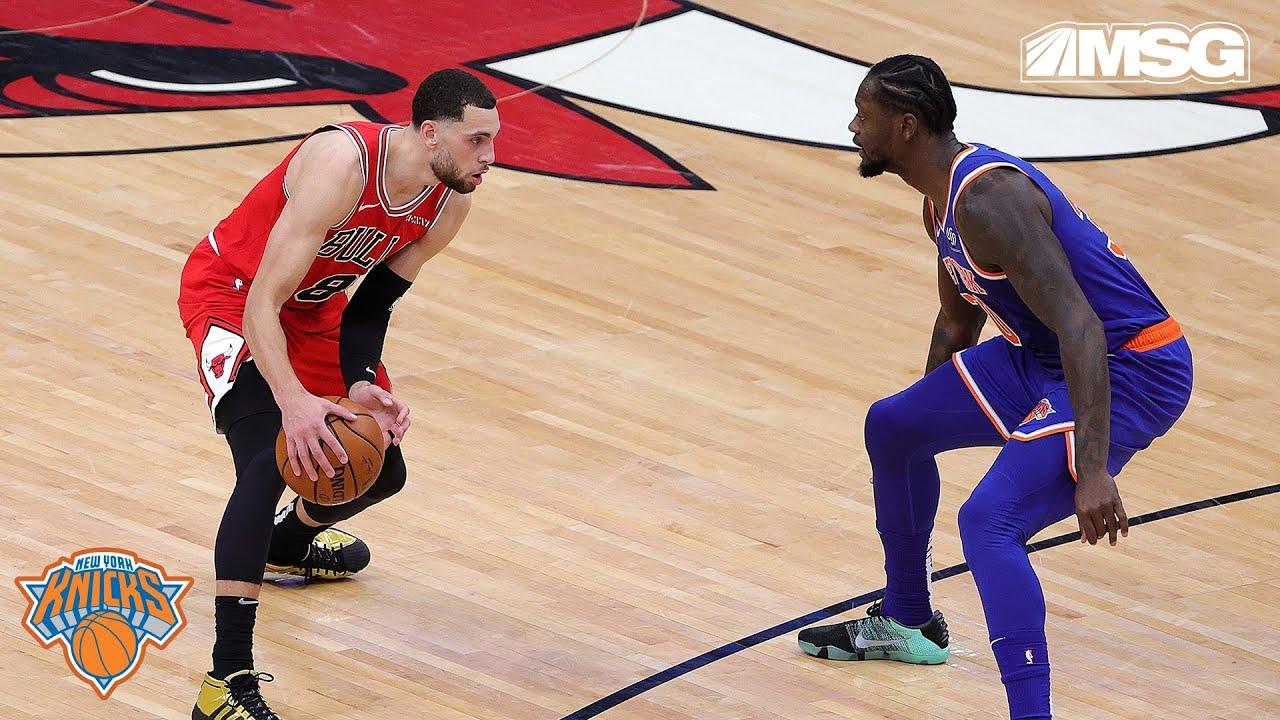Julius Randle vs Zach LaVine, Battle of the NBA All-Stars | Knicks in Six