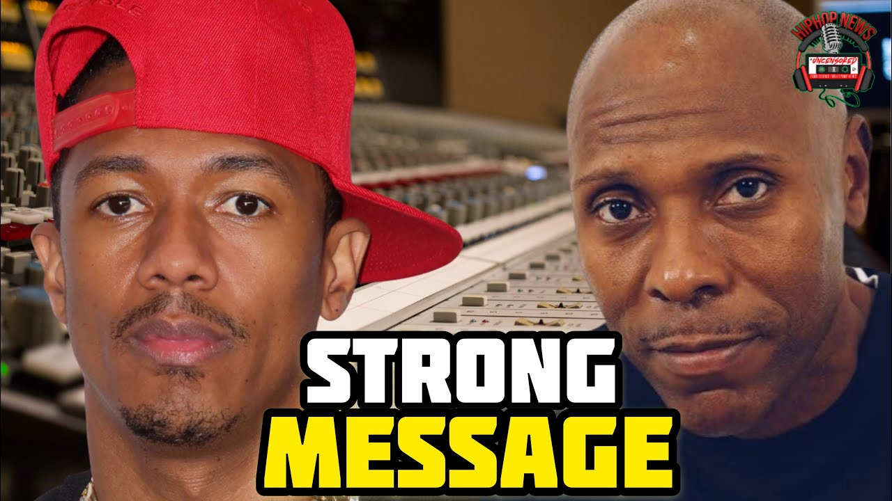 K Rino Has A Strong Message For Nick Cannon After His Apology and Return To Viacom!