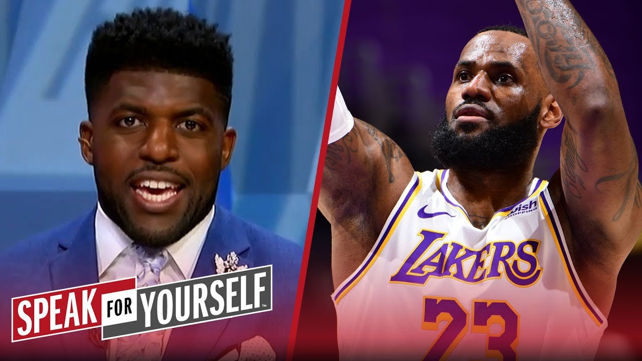 LeBron is one of the most underappreciated athletes of all time — Acho   NBA   SPEAK FOR YOURSELF