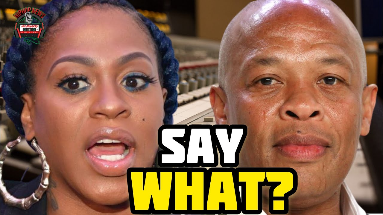Lil Mo Drops Eye Opening Info That Could End Dr Dre's Career If True!