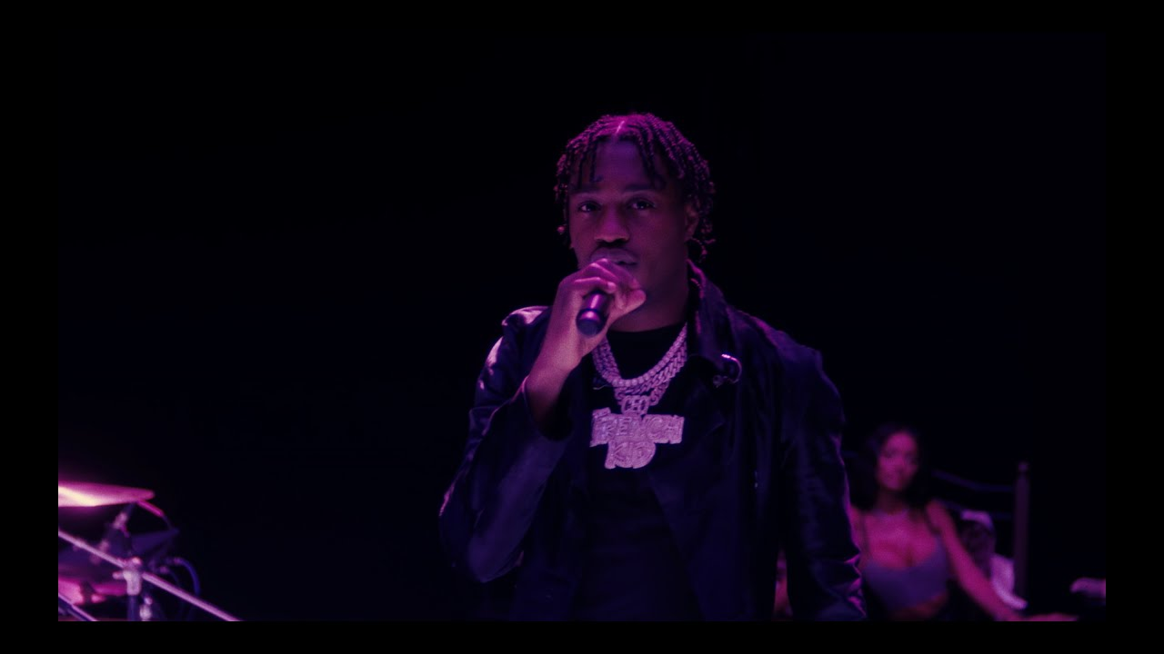 Lil Tjay & 6LACK - Calling My Phone [Live Performance on The Tonight Show with Jimmy Fallon]